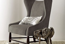 HOME: Chairs, Sofas & Sleepers / by Leigh Sidell