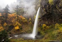 Belleza en las Cascadas, Cataratas, falls / by Maria Gonzáles