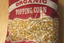 Recipe for Life Ocean Salt / You can make delicious and mineral rich popcorn with Life Ocean Salt!