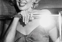 Marilyn Monroe / Marilyn Monroe was just so beautiful and amazing in every way possible and I want to be just like her #1 inspiration  / by Jackie Rivera