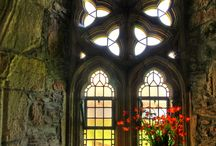 Cathedrals/Abbey's/Castles/Churches / by Danielle