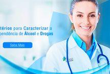 Critérios para caracterizar dependência de Álcool e Drogas / Conheça os Critérios para caracterizar dependência de Álcool e Drogas SPA (Substâncias Psicoativas) Segundo o DSM Alguns critérios são colocados para caracterizar o indivíduo dentro do quadro de dependência, manifestados por três ou mais critérios sendo esses