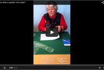 Innovative quilting tools and rulers