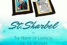 St. Sharbel / St. Charbel / 0