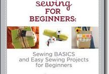 beginner sewing