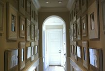 Hallways and nooks