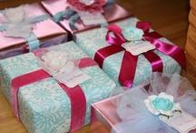 Giftwrap / by Julie Bickle