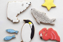 Decorated cookie / Sugar cookies, iced cookies, biscuit icing, royal icing, decorated biscuit