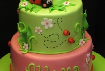 Cakes / by Debbie Jaegers