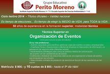 Grupo Educativo Perito Moreno / Hacé tu consulta y conocé cada una de las carreras y cursos, ingresando en el siguiente link: http://www.quevasaestudiar.com/estudiar-en-Grupo-Educativo-Perito-Moreno-99
