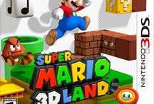 3DS Games / Nintendo 3DS Games that I want to buy.