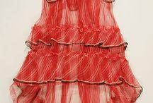 1860 - 1869 / kleding voor dames en heren van de jaren 1860 - 1869