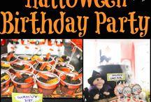 Corbin's Birthday party