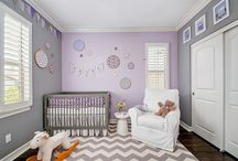 Baby Nursery Ideas / Baby nursery design ideas.