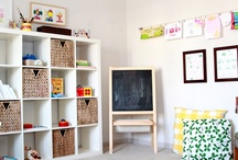 Kid's Room / by Lacey Baudoin