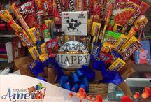 Envios a domicilio. Regalos Amer 55246977 / regalos, globos, sorpresas, peluches, canastos, tazas.
