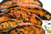 indoor grill food