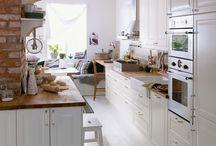 Решения — правила для идеальной кухни / Название этой части жилья, порой,  не полностью соотвествует ее функции. Помимо прямого назначения, кухня становится одним из самых важных мест в доме.