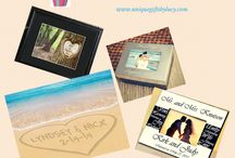 Personalized Couples Gifts / Great Gift Ideas for Couples such as wedding, wedding shower and anniversary gifts