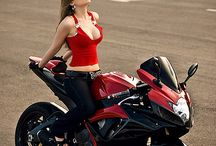 Girls auto-moto