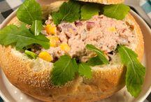 Broodjes en lunchrecepten