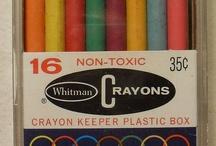 Crayons / by Natasha Griffin