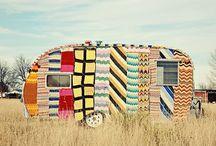 yarn bombing / by Oz Dust Designs