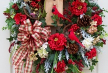 wreaths / by Terri Banks