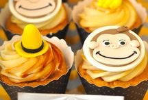 Curious George Birthday / by Cat Poland