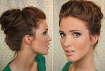 Hairstyles&makeup