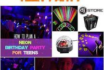 BIRTHDAY PARTY IDEAS / by Meg Orton