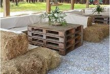 country-rustic style