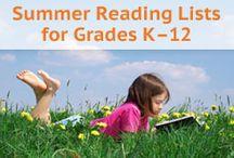 Children's reading lists