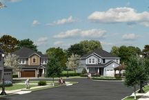 The Village at Fairmont South / The Village at Fairmont South offers 107 home sites located near the beautiful and historic Cypress Gardens. Sixty acres of protected wetlands surround this new community with walking trails designed to enjoy the outdoors!