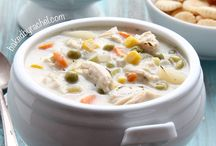 Slow Cooker: Soups