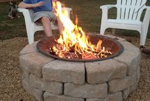 Fire Pits / by Amy Priddy