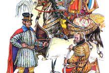 16th century armies
