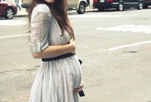 Baby bump style