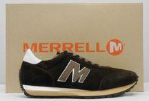Merrell A/I 2013-14 / Merrell Shoes
