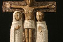 sculture Sacre