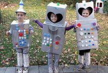 costume reciclabile