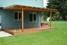 Patio and Awnings