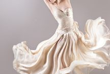 Inspiration Board: Dancing Sculptural Canvas