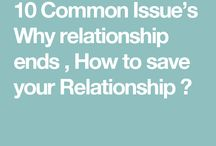 How to save your relationship   Important things you must avoid / 10 Common Issue's Why relationship ends , How to save your Relationship ?