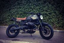 GS cafe racer