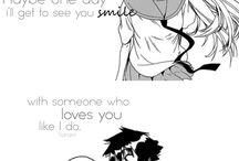 Anime/Manga Quotes
