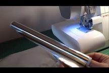 tips maquina, costuras y puntadas
