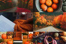 autumn/coffee