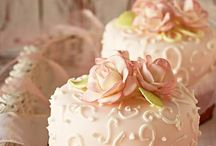 Cakes - vintage / by English Wedding Blog