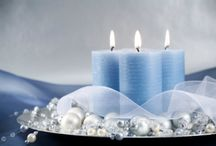 Candle Displays & Centerpieces